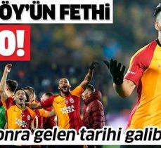 Galatasaray 3-  Fenerbahçe -1